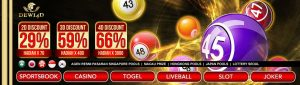 Data SGP Result Togel Singapore Pools Hari Ini
